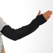 フォロイング UVカット指なしロング手袋画像