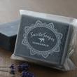 スウィーツソーパー お茶竹炭ハーブ石鹸 ミントラベンダーの香り画像